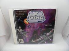 STAR WARS X WING CD-ROM PC MAC - LOC A65/82