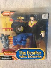 The Beatles Yellow Submarine John With Glove and Love Base