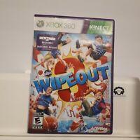 Wipeout 3 ( Microsoft Xbox 360 X BOX  ) Tested