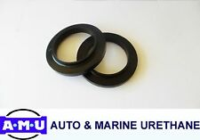QLD MADE FRONT POLY COIL SPRING SPACERS Fits NISSAN PATROL GU/GQ Y60/Y61 x 15mm