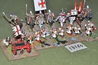 25mm medieval / generic - battle group - inf (13160)