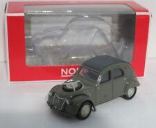 Norev Minijet 1:64 Citroen 2CV 4x4 Sahara etna grey 310810 Brand new. 3 inches