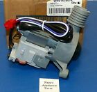New Genuine Oem Haier (made By Ge) Wh01x28078 Washer Drain Pump Assembly photo