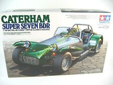 Tamiya 1/12 Caterham SUPER SEVEN  BDR Master's Coachwork Racing Sports Car 10204