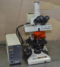 Nikon Optiphot 2 Fluorescence Microscopea02