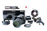 PENTAX K-5 II 16.3MP Digital Camera [Count 93] 18-135mm WR Lens [N MINT] [FedEx]