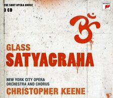 Glass / Christopher Keene - Satyagraha [New CD]