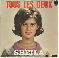 45 TOURS 4 TITRES/  SHEILA    TOUS LES DEUX