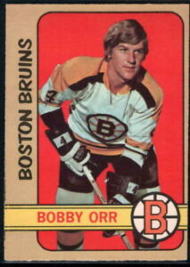 1972-73 Topps Hockey - Pick A Player
