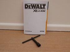 DEWALT DCP580 18V PLANER BLADE 9MM SOCKET WRENCH N460300