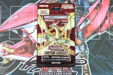 YuGiOh Cards Ignition Assault Factory Sealed Blister Pack 1st Edition