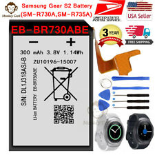 Replacement Battery for Samsung Gear S2 SM-R730, SM-R735A, SM-R730T, SM-R730V