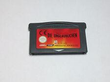 Nintendo GBA - Die Unglaublichen