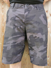Fox Trousers Essex Tech Print Camoflauge MTB Mens Chinoshorts With Powerful Feat