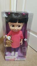 Disney Store Animators' Monsters Inc Boo Doll Brand New