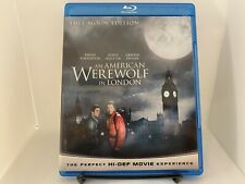 An American Werewolf In London Like New No Scratches Blu-Ray Full Moon Horror!