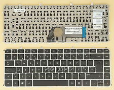 NEW for HP Envy 4-1000 6-1000 Keyboard SILVER NO backlit Portuguese Teclado