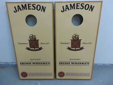 Jameson Whiskey Corn Hole Boards - 3 - Bean Bag Toss Game With LED Lights