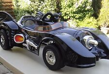 Voiture à Pédales BATMAN / BATMOBILE Collector - Toys Toys Italie 1992