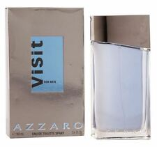 AZZARO VISIT FOR MEN 100ML SPRAY EAU DE TOILETTE