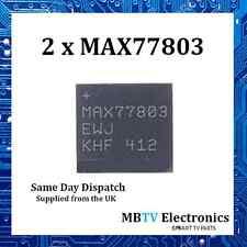 2 x SAMSUNG GALAXY S4 Riparazione Power Control IC Chip-MAX77803-i9500 i9505
