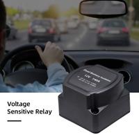 12V 140A Dual Battery Kit System isolator Car Voltage Sensitive Relay for UTV