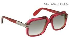 CAZAL 607 SUNGLASSES LEGEND (CRYSTAL RED) AUTHENTIC NEW