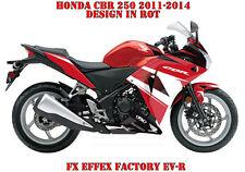 FX EFFEX FACTORY DEKOR GRAPHIC KIT HONDA CBR 250, 300, 600RR,1000RR EV-R B