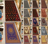 Extra Large Traditional Rugs Long Hallway Runner Living Room Bedroom Carpet Mat