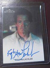 Agents of SHIELD - Season 2 - Kyle MacLachlan Autograph Card - Full Bleed