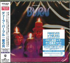 DEEP PURPLE-BURN-JAPAN CD C68