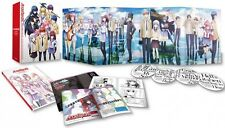 New Angel Beats Blu-ray BOX Limited Edition Japan F/S ANZX-11531 4534530083401