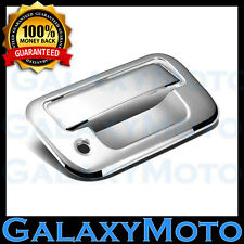 08-15 Super Duty F250+F350+F450 Triple Chrome Plated ABS Tailgate Handle Cover