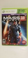 Mass Effect 3 - Xbox 360 Game - Tested-Includes 2 game disc, case & artwork