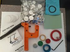 """Button Maker Badge-A-Minit for 1 1/4"""" and 3 Buttons Pin Making Machine and more"""