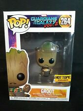 Funko Pop #264 Groot Candy Guardians of the Galaxy Hot Topic Exclusive