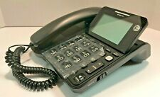 AT&T CL2940 Corded Phone with Caller ID/Call waiting, Speakerphone, Tilt Display