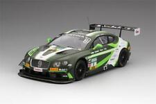 Bentley Continental GT3 #9  ADAC GT Masters Red Bull in 1:43 Scale by TSM