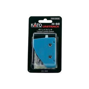 NEW KATO UNITRACK 24-840  POINT SWITCH