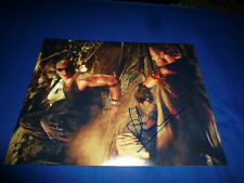 Yorick Van Wageningen signed autograph 8x10 In Person The Chronicles Of Riddick