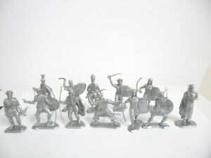 Cereal Toys Soldiers of the World 7 different  Nabisco 1973