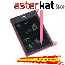 "Pizarra electronica - Tablero de dibujo LCD display 4,4"" Tablet Digital e-Writer"