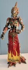 1999 McFarlane Dark Ages Mandarin Spawn Scarlet Edge Figure No Accessories