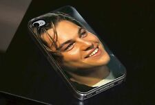Leonardo Dicaprio Young Face Smile Phone Case Fits iPhone 4 4s 5 5s 5c 6