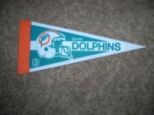 Miami Dolphins 1980's mini pennant