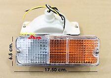 Front Turn Signal Light Indicator Bumper Lamp For Mazda B2200 M1300 M1400 Pickup