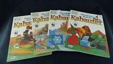 4x Das geheime Buch der Kabauter ehapa Band 4 6 3 8  Bücher Konvolut Sp415