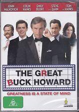 THE GREAT BUCK HOWARD - Colin Hanks, John Malkovich, Tom Hanks -  DVD