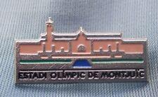 PIN ESTADIO OLIMPIC DE MONTJUIC. BARCELONA'92. IMPECABLE