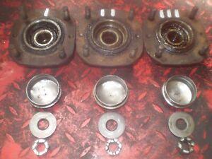 Mini/ Moke rear wheel hubs